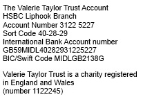VTT Bank Details